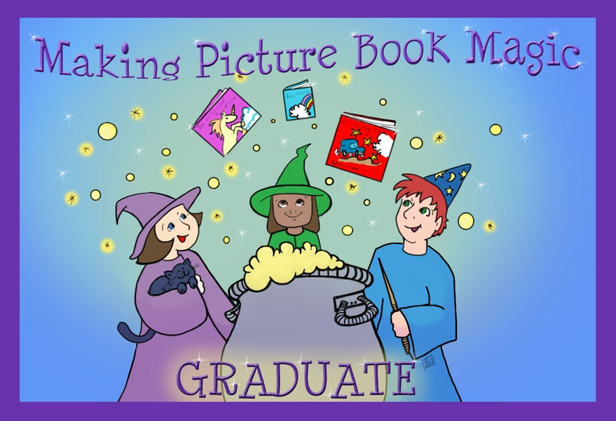 Making Picture Book Magic Graduate