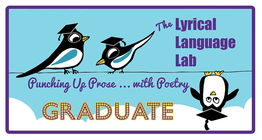 The Lyrical Language Lab Graduate